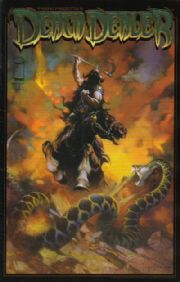 Death Dealer #6 Cover A Frank Frazetta